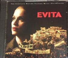 Evita: Original Soundtrack [SOUNDTRACK] (2 X CDs) (1996)