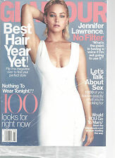 Jennifer Lawrence Glamour Magazine February 2016 Go To Mars? Best Hair