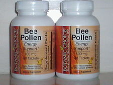 #1 - EXTREME MAGIC WEIGHT LOSS PILLS RAPID FAT LOSS BEE POLLEN 180 TAB 2 BOTTLE