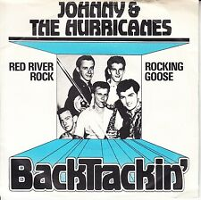 """JOHNNY & THE HURICANES  Red River Rock 7"""" 45 rpm record PICTURE SLEEVE NEW"""