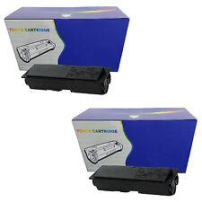 2 Negro Xl 8k Compatible Cartuchos De Toner Para Epson Stylus m2400d [ M2400 ]