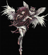 Owl Fairy 2 Counted Cross Stitch Kit Fantasy/Fairies Free P&P