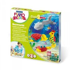 Fimo Kits For Kids Form & Play Polymer Modelling Oven Bake Clay - SET SEAWORLD