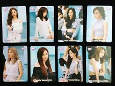 SNSD Girls' Generation Yes Card Set of 8 Sheets 2017 Photo K-pop Taeyeon Yoona