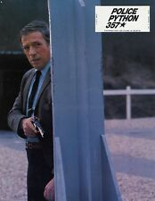 YVES MONTAND POLICE PYTHON 357 VINTAGE PHOTO D'EXPLOITATION N°4