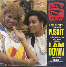"7"" SALT-N-PEPA: Push It"