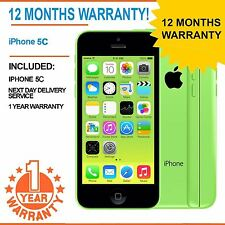 Apple iPhone 5C 8GB Factory Unlocked - Green