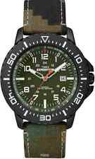 "Timex T49965, Men's ""Expedition"" Camoflage Fabric Watch, Indiglo,  T499659J"