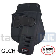 New Fobus Glock 17/19 GLCH Retention Paddle Holster UK Seller Right Handed