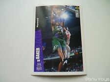 Stickers UPPER DECK Collector's choice 1996 - 1997 NBA Basketball N°134