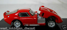 Hotwheels 1965 Shelby Cobra Daytona Coupe Red/White Adult Collectible 1/64