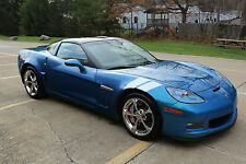 2010 Chevrolet Corvette Grand Sport Coupe 2-Door