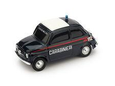 1/43 FIAT 500 CARABINIERI Brumm BR029 (PARTE DEL CORPS SET 01)