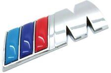 M Sport Boot Lid Badge Emblem Seld Adhesive