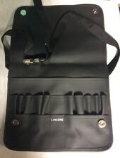 Lancome Pro Cosmetic Makeup Brush Apron Bag /Artist Belt Holder