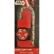 Star Wars The Force Awakens Cherry Candy Cane 2.1oz