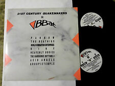 21st Century Quakemakers - Pankow , the beatnigs, Acid angels, Rinf,  2 LP