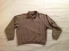 Nike Golf Quarter Zip Pullover Sweater Mens Size Large