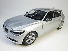 Original BMW 1er Series F20 2012 silber silver 1:18 Paragon NEU (80432210022)