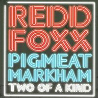 """Redd Foxx & Pigmeat Markham """"Two Of A Kind"""" [Comedy] Very Rare OOP New Sealed CD"""
