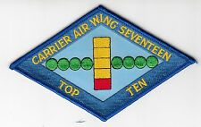 CVW-17 TOP TEN PATCH
