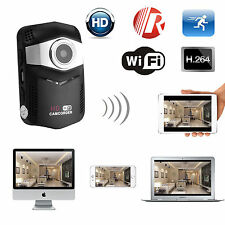 Mini Wireless Wifi IP Camera HD 720P Spy Hidden Security Cam For IOS Android PC