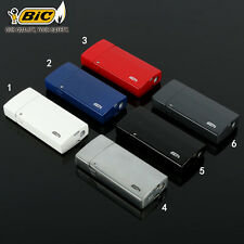 2PCS BIC M3 series metal BIC lighter case cover not including lighter,BIC32NC