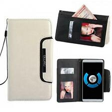 Luxury Shockproof Case for Sony Xperia Phones Cover Flip Wallet Card Slot Bag