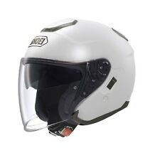 SHOEI J-CRUISE Luminous White M Medium  HELMET Made in Japan