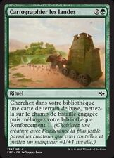 MTG Magic FRF - (4x) Map the Wastes/Cartographier les landes, French/VF