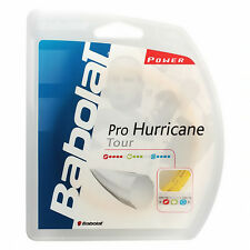 Babolat Tennis String - Pro Hurricane Tour 1.25mm/17G - Free UK P&P