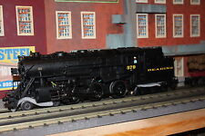 K-line O-27 gauge Die-cast steam loco 4-6-6T tank engine #K3481-0379CC Reading