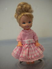 """""""COUNTRY MUNCHKIN""""  FOR KELLY SIZE DOLLS (4 1/2"""") BY PAULA"""