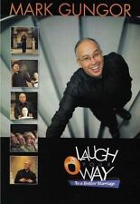 BRAND NEW ~ SEALED ~MARK GUNGOR: LAUGH YOUR WAY TO A BETTER MARRIAGE - DVD