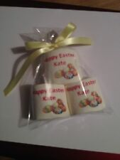 Easter Gift  Personalised Marshmallows Novelty Gift