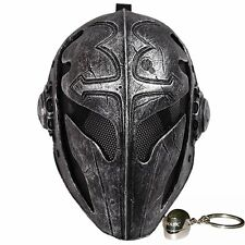 Full Face Protection Paintball Mask Templar K Cosplay Mask