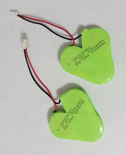 2 Pack 3.6V 320mAh Cordless Phone Replacement Battery NI-MH CLOVER 3H320BC -NEW-