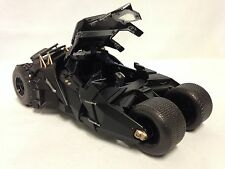 THE  DARK KNIGHT BATMOBILE, TUMBLER, 1:24  SCALE  METALS DIECAST,  JADA TOYS