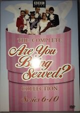 Are You Being Served? Collection 2 (Series 6-10), Mint DVD, Vivienne Johnson, Ke