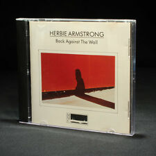 Herbie Armstrong - Back Against The Wall - music cd album