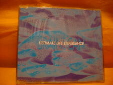 MAXI Single CD THE ULTIMATE LIFE EXPERIENCE Brainscan 3TR 1994 trance