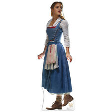 BELLE Beauty and the Beast Lifesize CARDBOARD CUTOUT Standup Standee Emma Watson