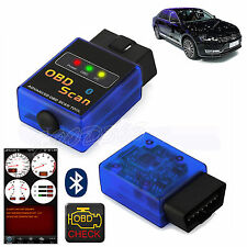 ELM327 OBD2 Auto Bluetooth Scanner Android Torque OBD-II Auto DTCs Scansione