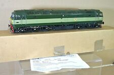 DJH O GAUGE DCC SOUND KIT BUILT BR GREEN CLASS 47 DIESEL LOCOMOTIVE D1639 sc