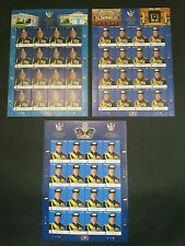 Malaysia The Coronation Of The Sultan Of Johor 2015 Royal (stamp sheet 3's) MNH