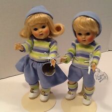 Vogue Vintage Binky & Bunky Repro Doll Set in Blue 2004 So Cute!!!