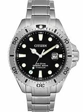 BRAND NEW CITIZEN ECO-DRIVE PROMASTER TITANIUM 300M LIMITED EDITION BN0141-53E