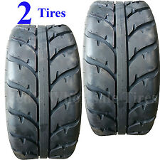 2) 25x10.00-12 25x10-12 25-1000-12 25/10-12 Highway Street Tread ATV TIREs K547