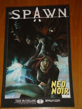 SPAWN NEO NOIR TODD MCFARLANE GRAPHIC NOVEL 9781582409818