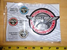 New HOG Sealed 19th Annual Rally Atlanta Ga PATCH Harley Davidson Owners Group